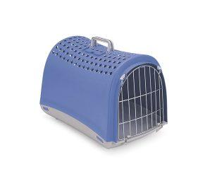 Il trasportino per cani e gatti Linus dal design elegante