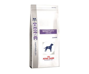 Sensitivity control è un alimento dietetico completo per cani destinato alla riduzione delle intolleranze ad ingredienti e sostanze nutritive.