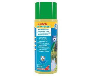 La protezione ottimale per preziose Koi e pesci d'acqua fredda