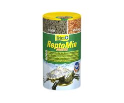 Mangime di base per tutte le tartarughe. Per un'alimentazione completa e bilanciata.
