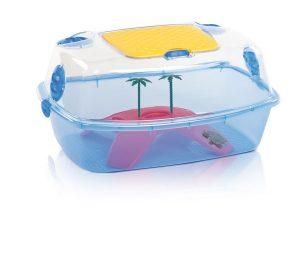 Dafne beach è una vaschetta per tartarughe chiusa