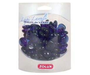 Mettete del colore nel vostro acquario! Queste perle decorative in vetro vanno disposte come decorazione sul fondo.