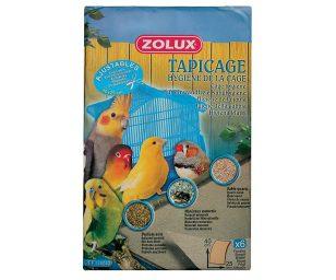 Studiati per un'igiene ottimale dell'habitat dei vostri uccelli