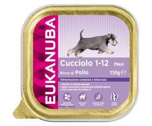 Umido cibo cucciolo