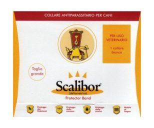Collare Scalibor .per il trattamento di disinfestazione da pulci e zecche. Efficace e sicuro