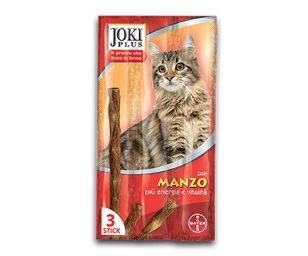 Jokiplus gatto divertimento e benessere in uno snack!