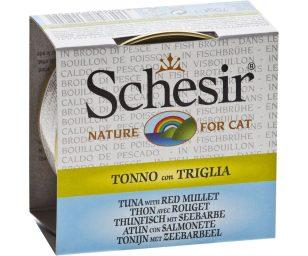 Il top della qualità ed un'ampia varietà di gusti per soddisfare il palato del tuo gatto: solo le parti migliori del pesce