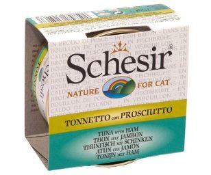 Il top della qualità ed un'ampia varietà di gusti per soddisfare il palato del tuo gatto: solo le parti migliori del pesce e della carne