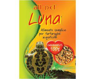 Mangime per animali d'affezione. Alimento semplice per tartarughe acquatiche.