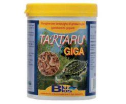 Tartarù giga è il mangime ideale per tartarughe acquatiche di grossa taglia. E' un cibo assolutamente naturale