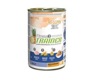 Alimento completo monoproteico per cuccioli di media/grande taglia.