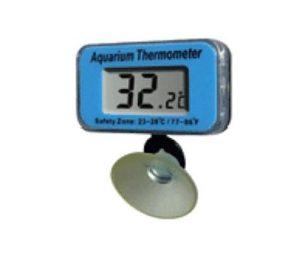Termometro digitale immergibile.