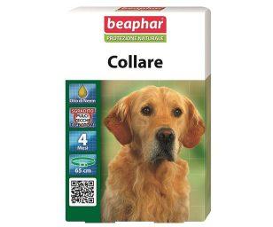 Il collare Protezione Naturale Beaphar utilizza solo essenze ed oli vegetali davvero efficaci contro parassiti ed insetti ed al contempo delicati con il mantello e la cute dell'animale.
