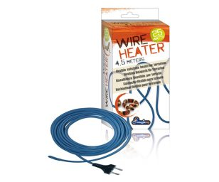 Wire heater 25 watt.