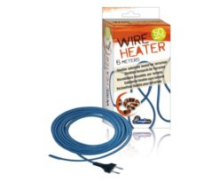Wire heater 50 watt.