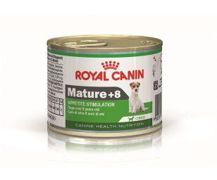 Cani di piccola taglia (fino a 10kg - peso da adulto) oltre 8 anni di età.