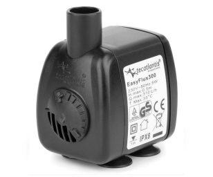 Easy Flux 300 pompa interna regolabile per filtri completamente sommergibile.