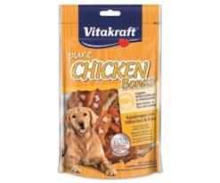 Chicken bonas® bastoncini da masticare con pollo & formaggio senza cereali.
