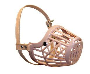 La museruola Lupo è una comoda museruola ergonomica.
