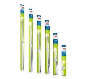 Raddoppiate la luminosità dei vostri tubi fluorescenti t5 e t8. La speciale geometria dei riflettori hiflex assicura la massima resa luminosa all'interno del vostro acquario.