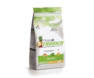 Alimento completo vegetale per cani adulti di piccola taglia.