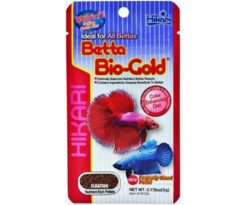 Con farina di pesce di alta qualità per una dieta ricca di proteine Con Astaxantina un carotenoide necessario per migliorare il colore dei pesci.