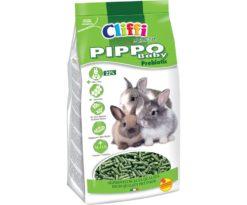 Alimento composto per conigli nani da compagnia