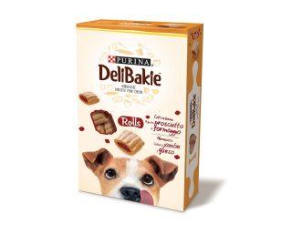 Delibakie è il nuovo unico snack che è molto più di un semplice biscotto! Cotto al forno e pieno di gusto!