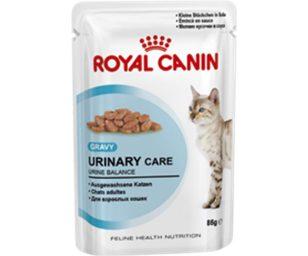 Alimento completo ed equilibrato per gatti adulti - Indicato per contribuire a mantenere la salute del sistema urinario (fettine in salsa).