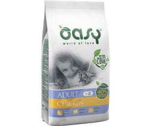 Alimento completo per gatti adulti