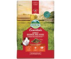 Essential Adult Guinea Pig Food è formulato in modo specifico per soddisfare i fabbisogni nutrizionali delle cavie adulte.
