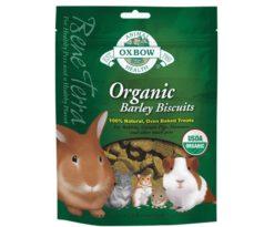 Organic Barley Biscuits sono deliziosi biscottini cotti al forno fatti con ingredienti biologici certificati.