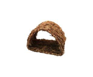 Il tunnel d'erba è un perfetto rifugio per piccoli animali. E' completamente naturale senza l'aggiunta di sostanze chimiche