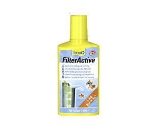 Tetra FilterActive aggiunge batteri vivi altamente efficaci per un'attività biologica costante all'interno dell'acquario.