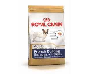 Alimento completo per cani Bulldog francese adulti e maturi - Oltre 12 mesi di età.