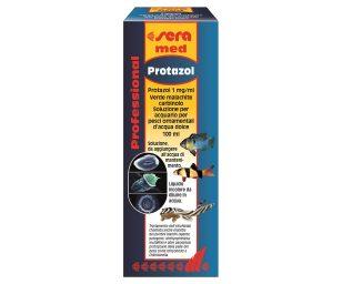 Soluzione per acquario per pesci ornamentali d'acqua dolce.