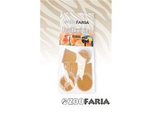 ZooFaria coppette al miele 6 pz. Una delizia per ogni pappagallo! Adatto anche per rettili.