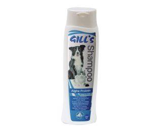 Shampoo ricco di proteine