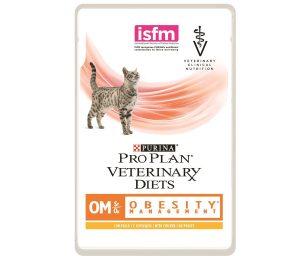 Feline OM St/ Ox Obesity Management Feline è un alimento completo dietetico che è dimostrato essere una soluzione efficace per la perdita di peso nei gatti obesi.