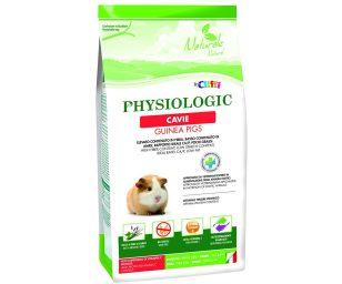 Physiologic cavie è l'alimento composto da ingredienti naturali