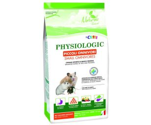 Physiologic piccoli onnivori (criceti