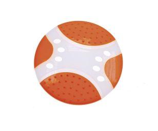 Frisbee con colori vivaci e varie misure