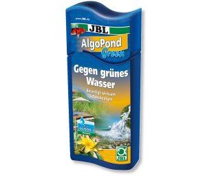 Contro le alghe fluttuanti nel laghetto del giardino AlgoPond Green elimina le alghe fluttuanti
