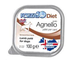 Forza10 solo diet agnello è una dieta monoproteica alle carni alternative della linea dietetica studiata da sanypet per la riduzione delle allergie e delle intolleranze alimentari.