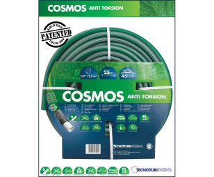 Tubo cosmos antitorsion 25 mt 3/4.