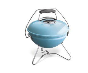 Weber Smokey joe premium ø 37 cm blu laguna
