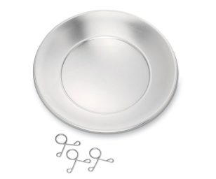 Coppetta portacenere per barbecue Weber ø 57 cm