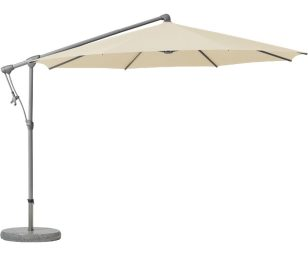 Sunwing ombrellone cm 260x260 tortora.