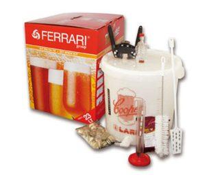 Kit fermentazione 'coopers' ecolusso