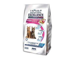 Alimento completo per gattini fino a 12 mesi